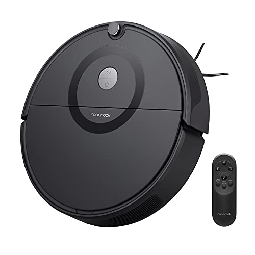 roborock E5 Robot Vacuum Cleaner, Wi-Fi Connected...