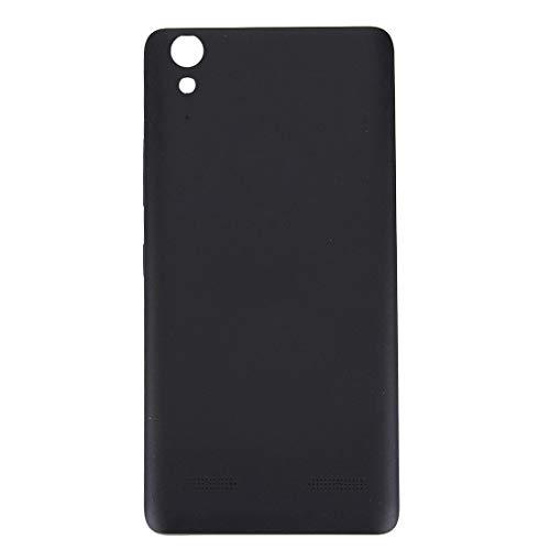 Teléfono móvil Accesorios de Repuesto For Lenovo K3 batería Cubierta Trasera (Negro) (Color : Black)