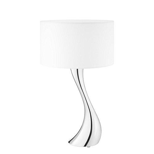 Georg Jensen Cobra Lampe Weiß, Ø 35 cm