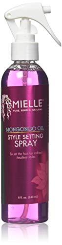 Mielle Organics Mongongo Oil Style Setting Spray 240ml