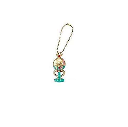 Sailor Moon Portachiavi SCETTRO Minifigure GASHAPON BANDAI 4 CM Metallo #5