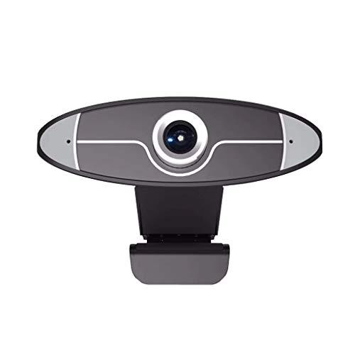 Cámara de alta definición para el hogar 720P USB de sobremesa PC portátil Webcam transmisión en vivo Webcam con micrófono Videocámara ancha para videollamadas