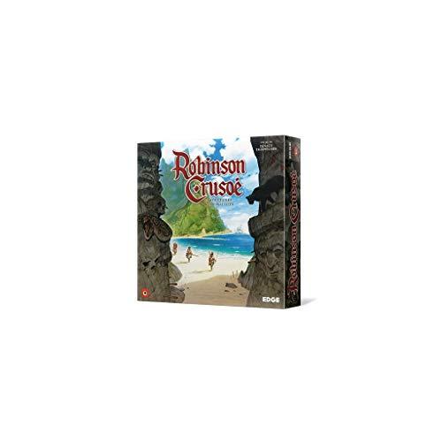 Asmode- Robinson Crusoé: avontuur op het eiland, EGERC01, gezamenlijk spel
