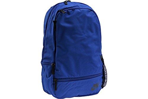 NIKE Classic North Solid Mochila, Unisex Adulto, Azul (Deep Royal Blue/Deep Royal Blue/Black), Talla Única