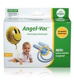Angel-Vac Nasensauger für Standard Staubsauger - 6