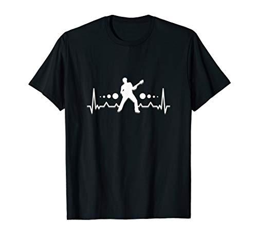 E Gitarre | Musik machen | Gitarre spielen | Musikband T-Shirt
