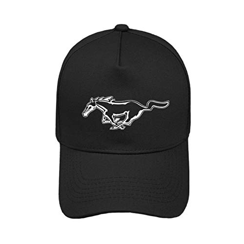 Coole Ford Mustang Baseball Cap Mode Frauen Männer Mustang Hut Outdoor Caps