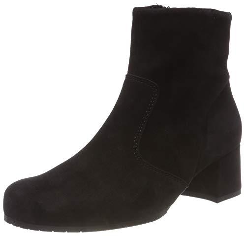Semler Damen Mira Chelsea Boots, Schwarz (Schwarz 001), 42 EU