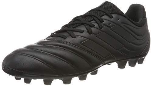 adidas Herren Copa 19.3 AG Fußballschuhe, Schwarz (Core Black/Core Black/Silver Metallic 0), 41 1/3 EU