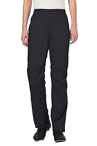 VAUDE Damen Hose Women's Drop Pants II, black uni, 36, 04966
