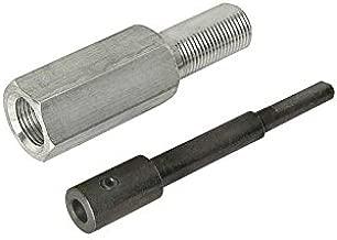 wiper motor shaft extension
