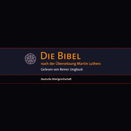 Die Bibel audiobook cover art