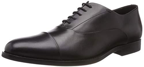 Geox U Hampstead a, Scarpe Stringate Oxford Uomo, (Black C9999), 43 EU