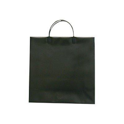 無地ビニールバッグ M クロ 350×340×120 10枚入 品番:475237 注文番号:62271608 メーカー:マツシロ