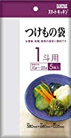 日本サニパック つけもの袋1斗用 5枚