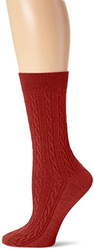 Sockwell San Fran Cable Socken für Damen Größe L ingwer