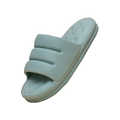 ayaso Zapatillas de interior transpirables para niñas, suaves, para verano, playa, niños, mujeres, hombres, para el hogar, correr, baño, suelas informales, para estudiantes, solas, para piscina