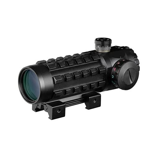 ACEXIER Alcance de Rifle óptico de Caza táctica Alcance Cruzado de Punto...