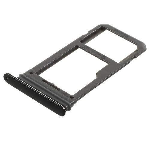 bagmaxx Samsung Galaxy S8 S8 Plus SIM Kartenhalter Card Tray Holder SD Schlitten Slot Karte Schwarz