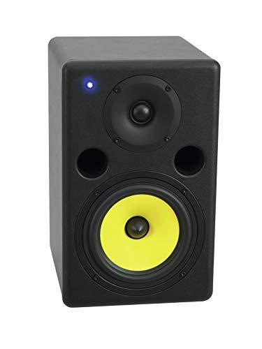 Omnitronic PNM-6 Nahfeld-Monitor | Aktiver 2-Wege-Lautsprecher mit 6