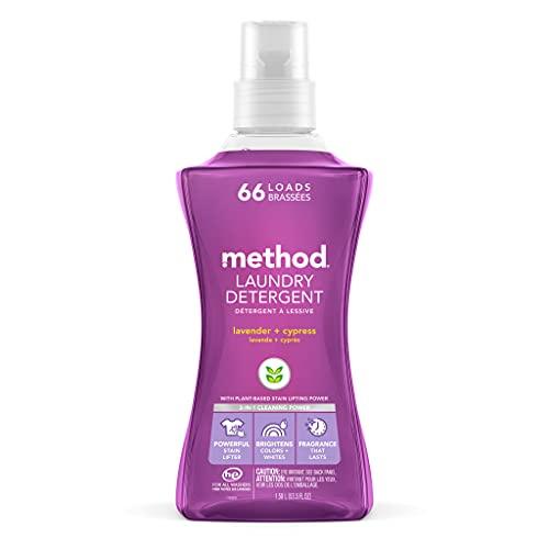 Imagen del producto de detergente concentrado para ropa Method 4x
