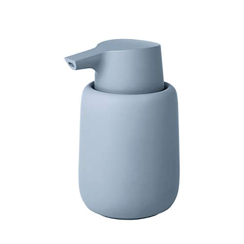 Blomus Dispenser di sapone 69174 Ashley Blue 250 ml