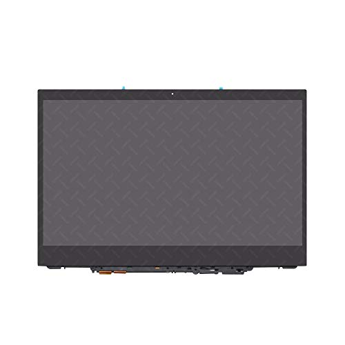 LCDOLED Replacement 12.5 inches FHD 1920x1080 IPS LCD Display Touch Screen Digitizer Assembly Bezel with Control Board for Lenovo YOGA 720-12 720-12IKB 81B5 81B5003PUS 81B5003QUS 81B5003RUS 81B5000KUS