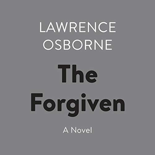 The Forgiven audiobook cover art