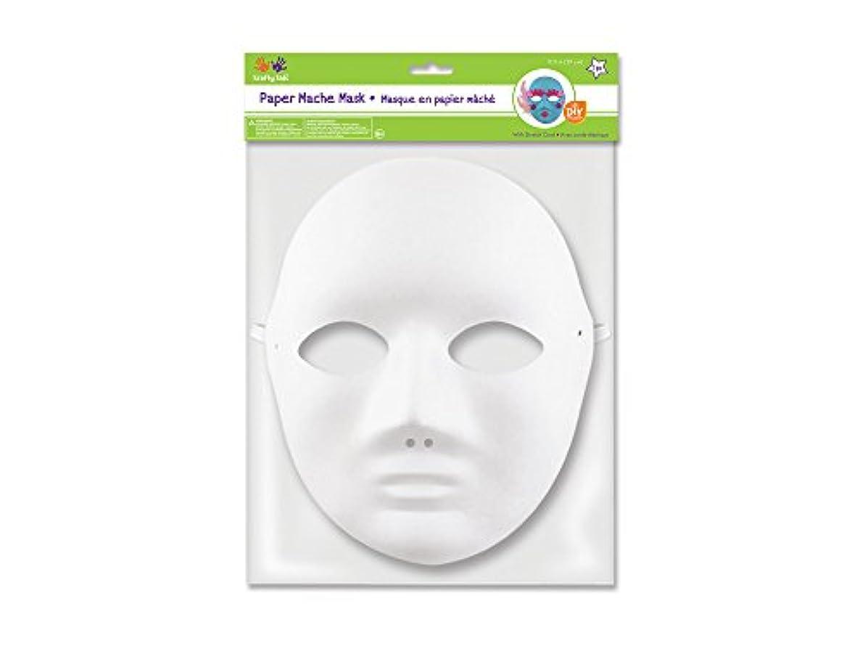Krafty Kids Female DIY Mask with Elastic Band