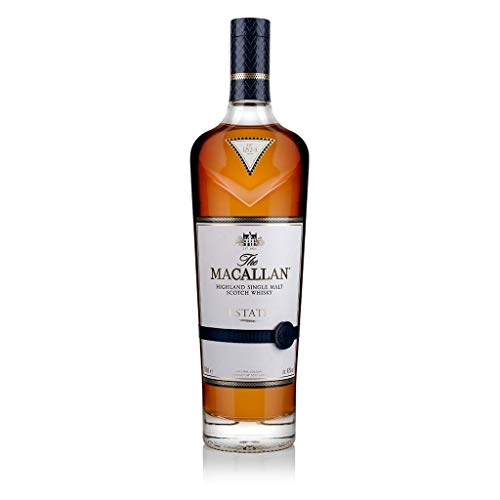 Macallan Estate Oak 2019 Single Malt Whisky 70cl