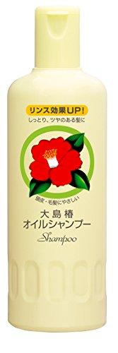 Oshima Tsubaki Oil Shampoo - 400ml