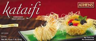 Ranking TOP13 Shredded Fillo Dough New arrival Kataifi 1lb