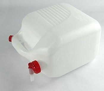 Tayg 603365 Bidon avec Robinet 20L, Blanc