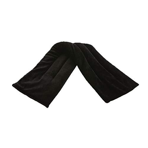 Flauscho hoofdband, zwart