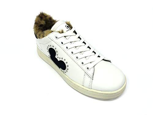 MOA Master of Arts Sneakers Damen Weiß, Weiß - Weiß - Größe: 36 EU