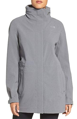 The North Face Apex Flex GTX Disruptor Parka TNF Medium Grey Heather SM