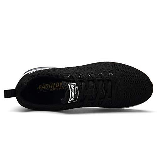Zapatillas de Deporte Hombres Zapatos para Correr Mujer Running Exterior Casual Air Sneakers Fitness Interior Deportivas