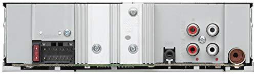 JVC-KD-X372BT-Digital-Media-Receiver-mit-BT-Freisprecheinrichtung-Alexa-Built-in-Hochleistungstuner-Soundprozessor-USB-AUX-Spotify-Control-4-x-50-Watt-Tastenbeleuchtung-blau