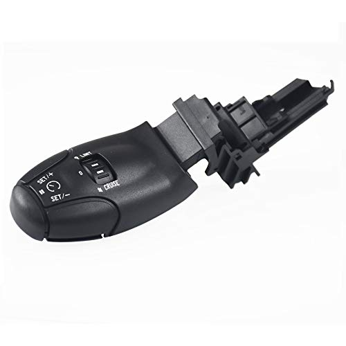 KUANGQIANWEI Botonera elevalunas 6242Z8 Interruptor de Control de Crucero Adecuado para Citroen C3 C5 C8 Fit para Peugeot 207 307 308 407 607 3008