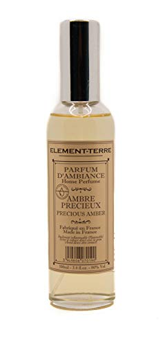 ELEMENT-TERRE 3949806070190 Parfum D'ambiance 100 ML Ambre Précieux