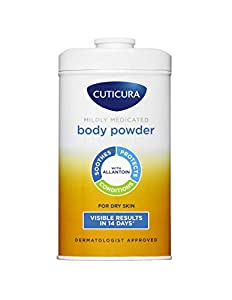 Cuticura Mildly Medicated Talcum Powder / Body Powder 150g | Packaging May Vary from Cuticura Mildy Medicated Range