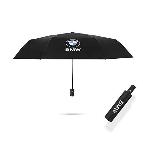Umbrella Windproof Automatic Umbrella Teflon Coating Umbrella Portable Travel Umbrella For BMW