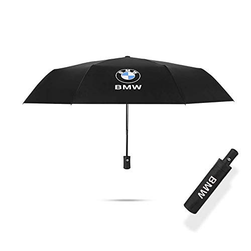 Umbrella Windproof Automatic Umbrella Teflon Coating Umbrella Portable Travel Umbrella For BMW