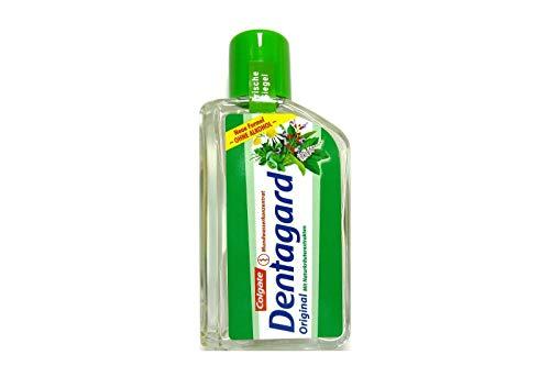 Dentagard Original Mundwasserkonzentrat 75ml Naturkräuterextrakt Ohne Alkohol