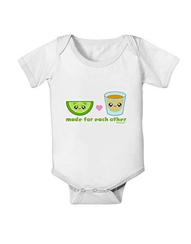 Tequila Shot en Lime gemaakt voor elke andere grappige baby Jumpsuit Unisex Bodysuit