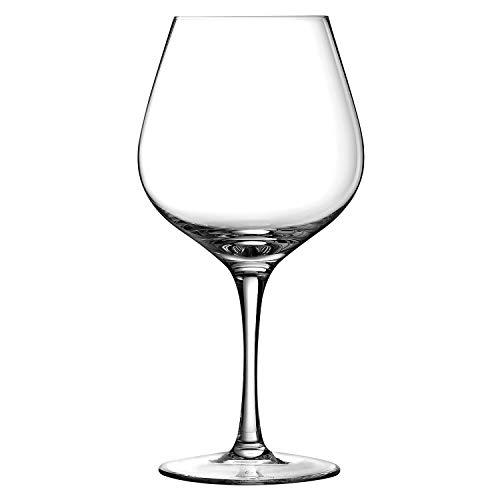 Chef & Sommelier ARC FJ038 Cabernet Abondant - Juego de 6 copas de vino (500 ml, cristal), transparente