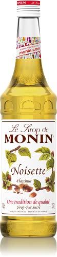 Monin Kaffee und Bar Sirup Haselnuss 0,7 ltr