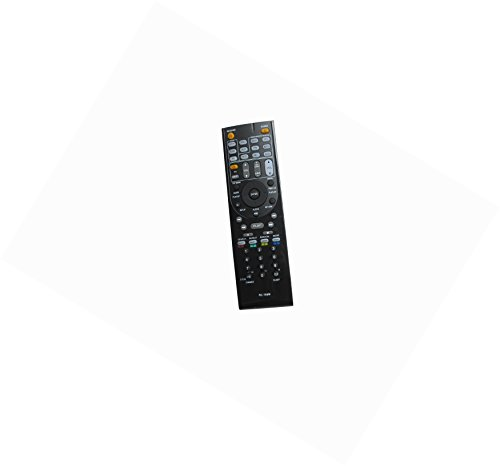 Hotsmtbang Replacement Remote Control for Onkyo RC-646S RC-676M TX-NR3008 RC-765M RC-803M TX-SR804S RC-694M RC-688M HT-S5500 RC-668M RC-645S RC-608M RC-605S AV A/V Receiver System