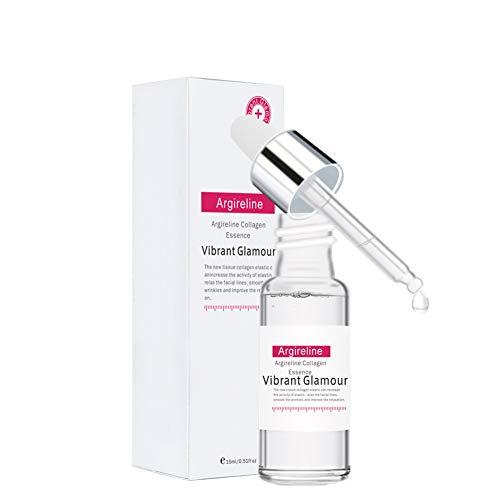 Hilai 1 bouteille Sérum à l'Acide Hyaluronique Hydratant pour le visage contient hydratant pour une belle peau radieuse. Professional Anti-vieillissement