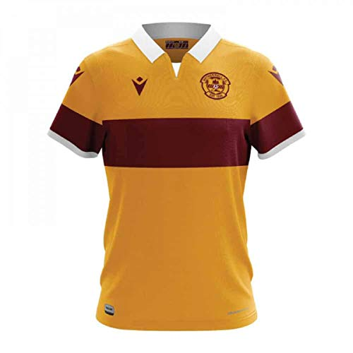 Motherwell FC Mens Home Football Shirt 2020-2021 (M)